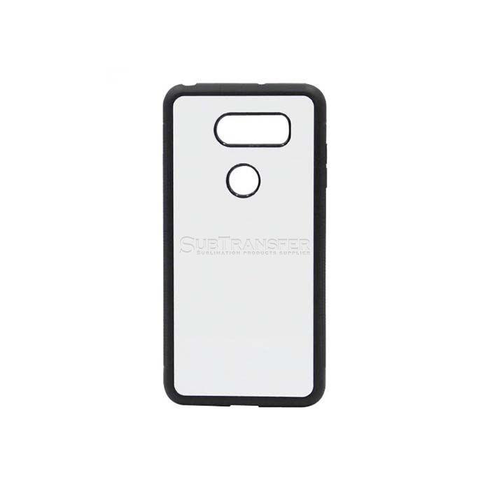 Sublimation TPU Rubber Phone Case For LG V30