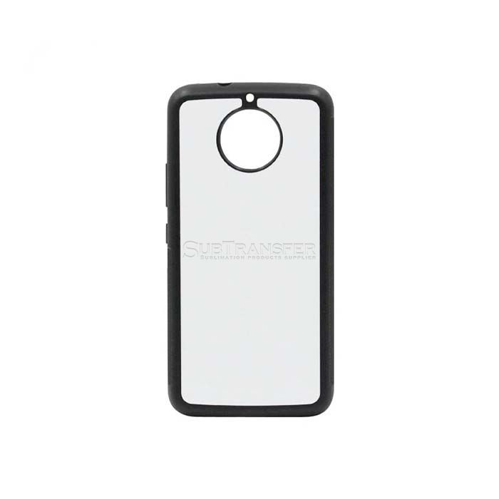 Sublimation Rubber Phone Cover For Moto G6