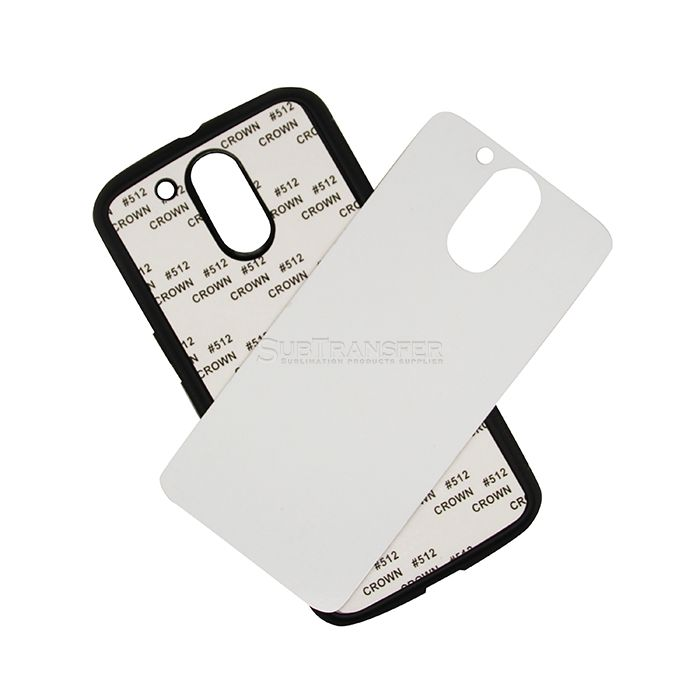 Sublimation Rubber Phone Cover For Moto G4,G4 Plus