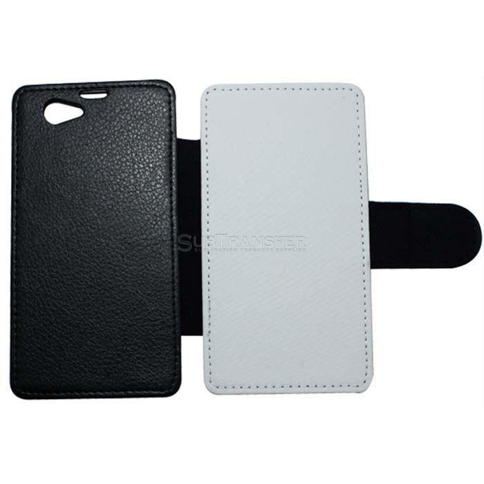 Sublimation Flip Mobile Case For Sony Z1 Mini