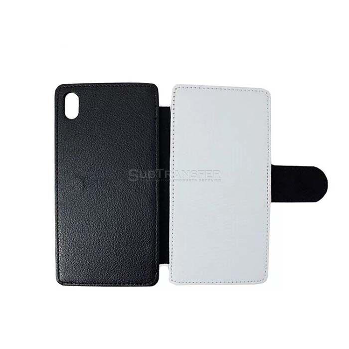 Sublimation Flip Mobile Case For Sony Z3