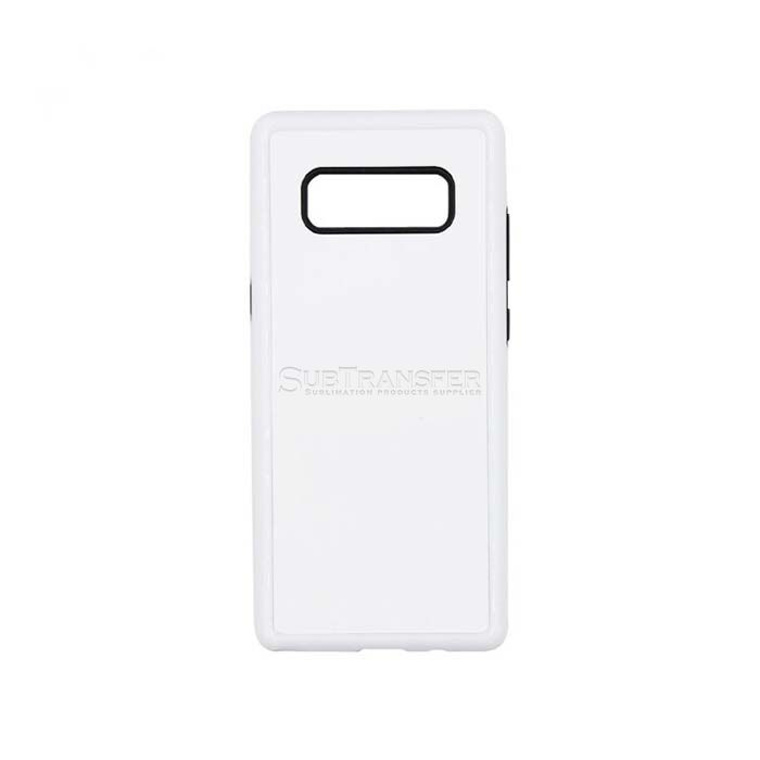 Sublimation 2 In 1 Mobile Case For SamSung Note8