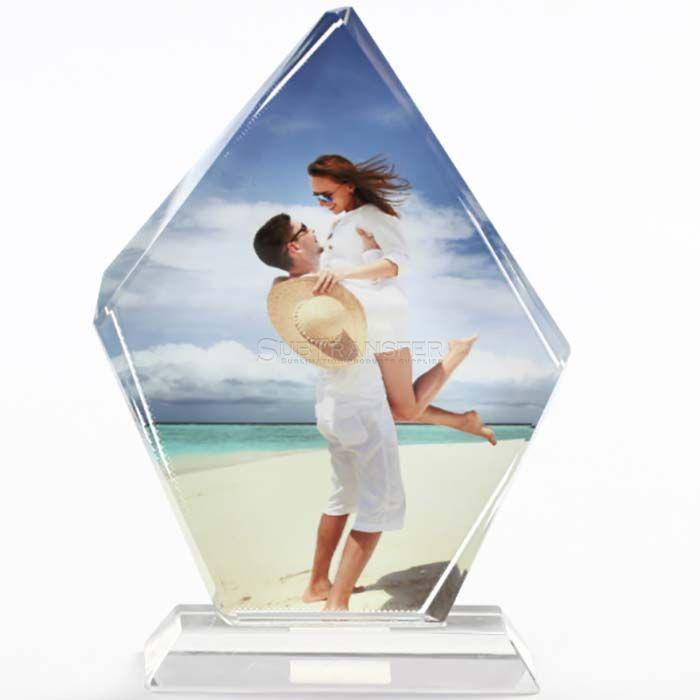 Sublimation Printable Crystal