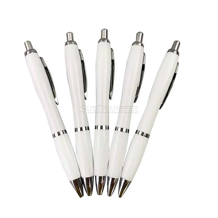 Blank Sublimation Plastic Pen