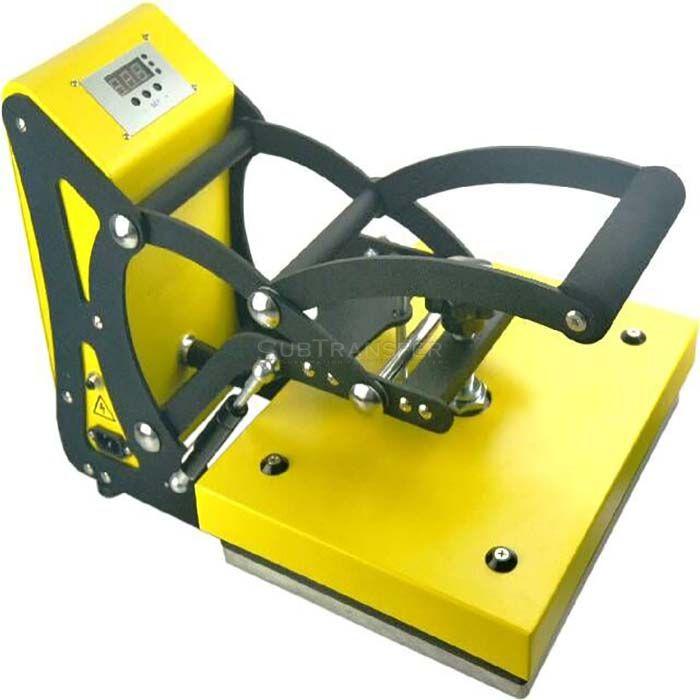 High Pressure Flat Heat Press Machine