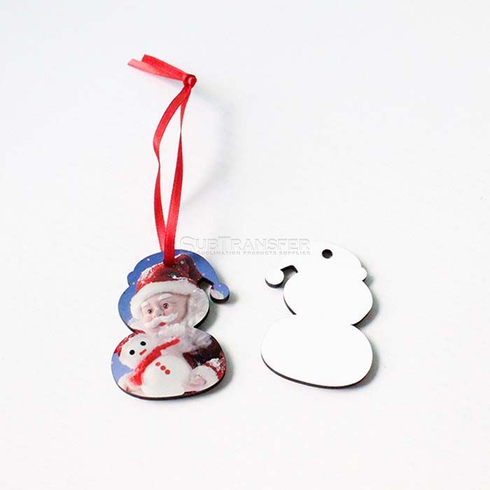 Sublimation Christmas Decorations