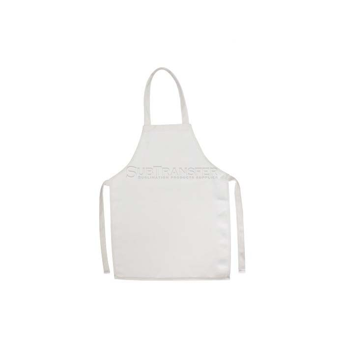 Sublimation Linen Apron For Kids