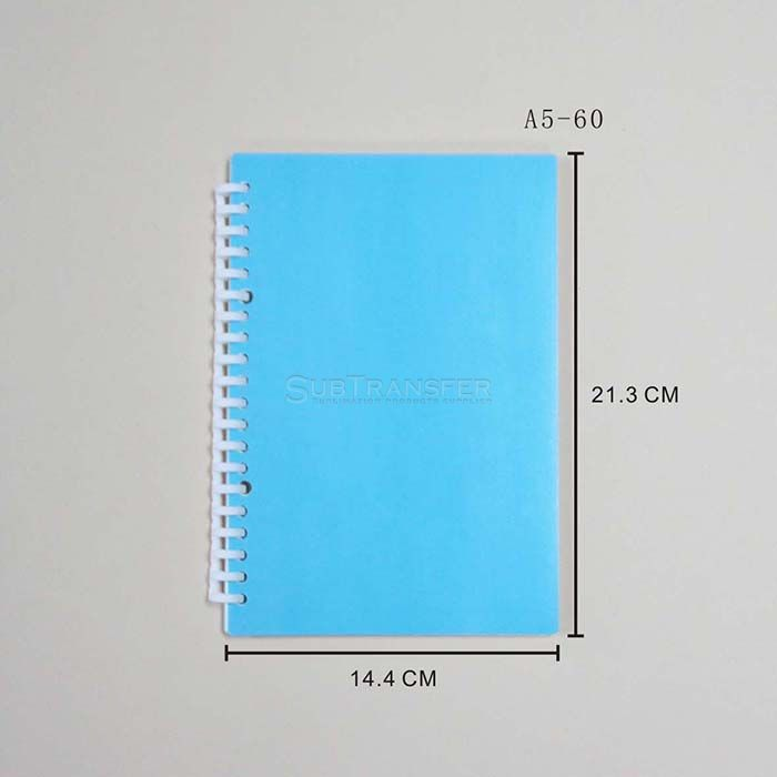 Sublimation Blank Notebook A5