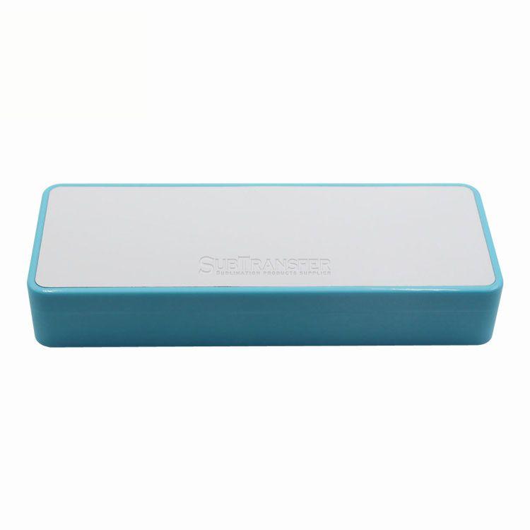 Best Sublimation Plastic Stationery Box