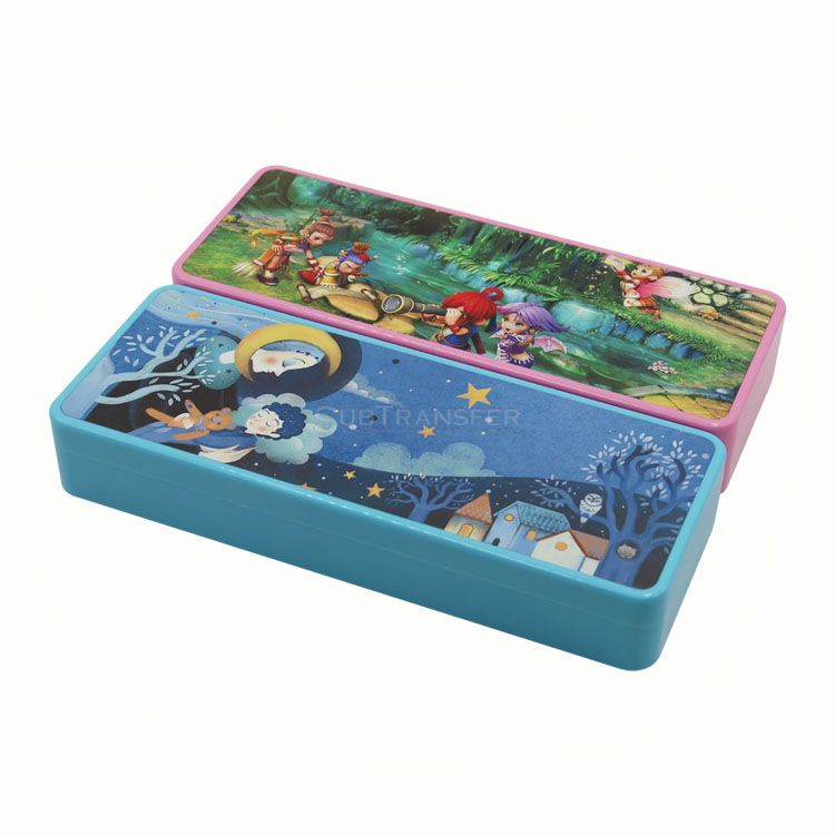 Sublimation Plastic Stationery Box