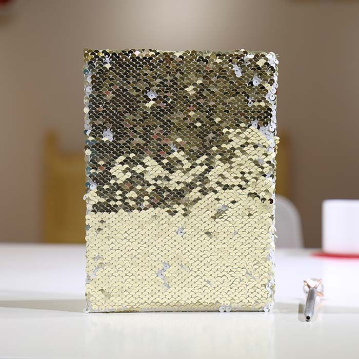 Sublimation Sequin Notebook
