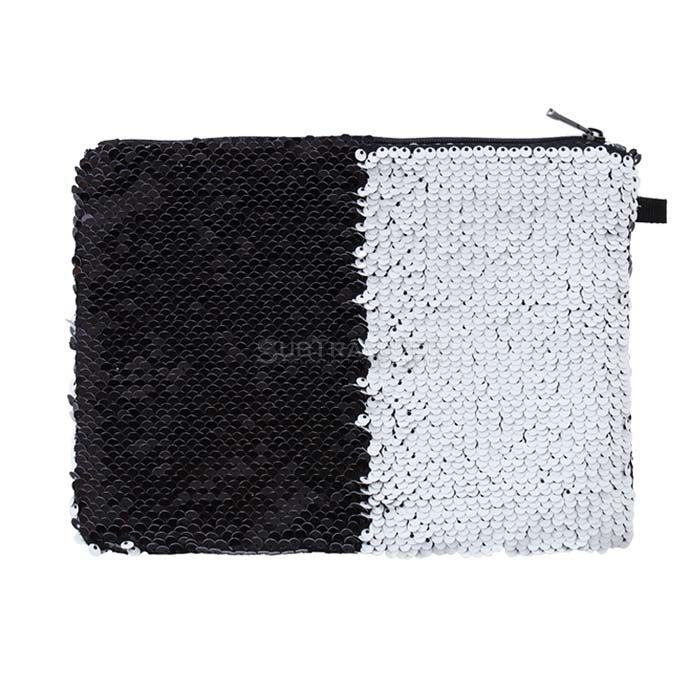 Sublimation Sequin Cosmetic Bag