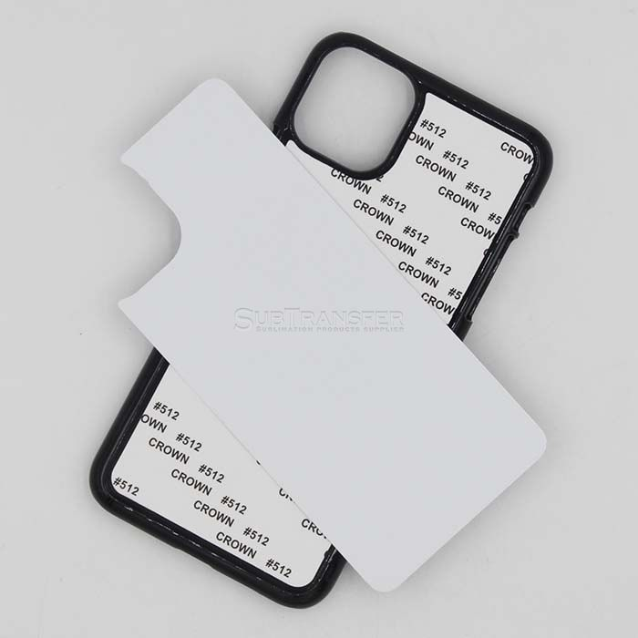 Sublimation Plastic Case For Iphone11 Pro Max