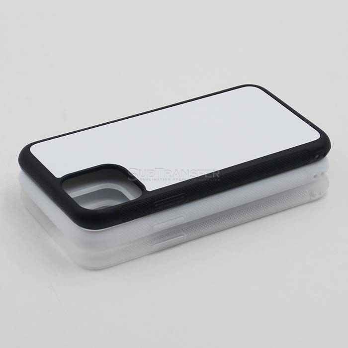 Sublimation TPU Rubber Phone Case For Iphone11