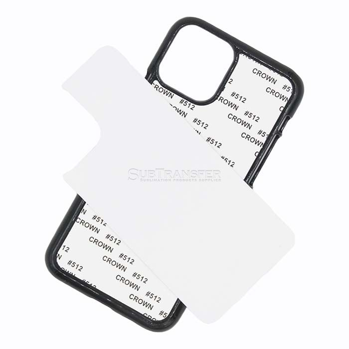 Sublimation PC Plastic Case For Iphone11