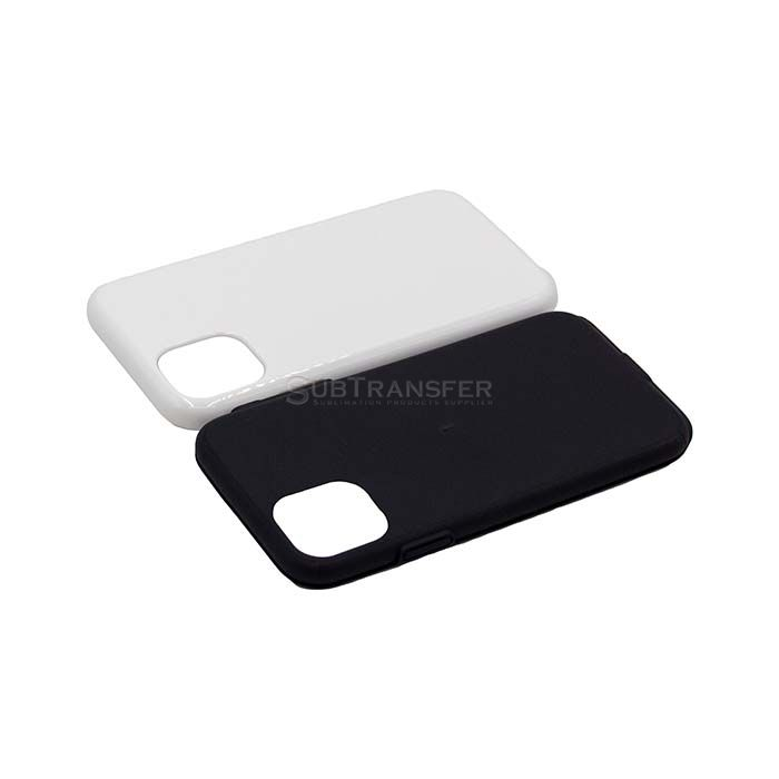 3D Sublimation Coating Tough Mobile Cover 2 in 1 For Iphone11 Pro